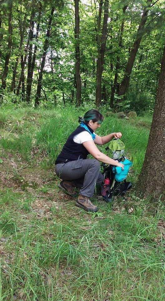 consigli zaino per trekking con il cane